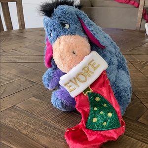 Disney Christmas 🎄 Eeyore plush